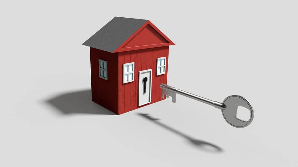 Evite acessos indevidos, proteja as chaves de casa