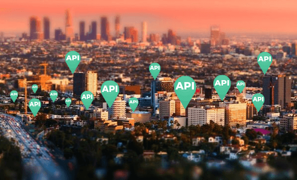 Eu vejo API's, o tempo todo!