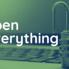 Representar o artigo LGPD na Era do Open Everything